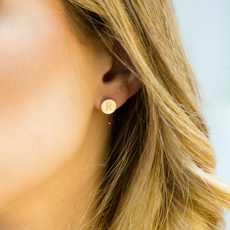 CARA HUGGIE EARRINGS