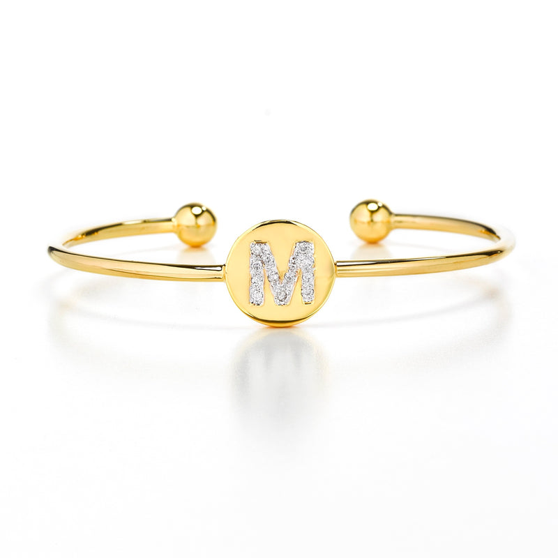 ELLA DIAMOND BANGLE