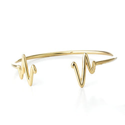 HEART.BEAT BANGLE