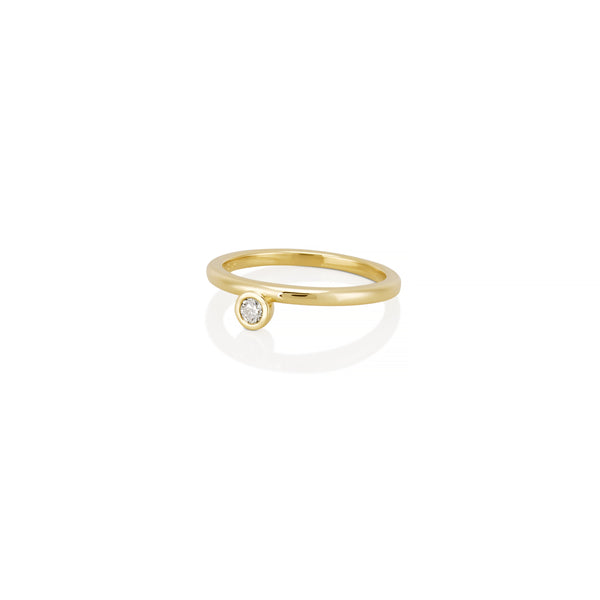 BLANCA SOLITAIRE RING