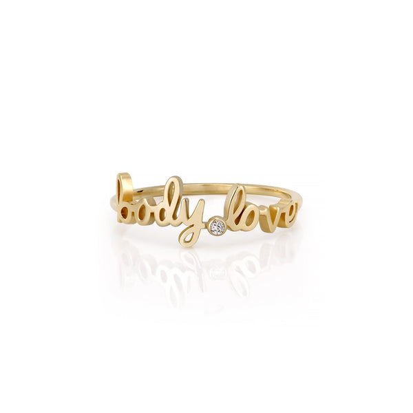 CREATIVE COLLECTIVE-KELLY LEVEQUE BODY LOVE RING