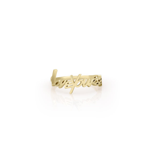 MRSxSC LOVE YOURSELF RING