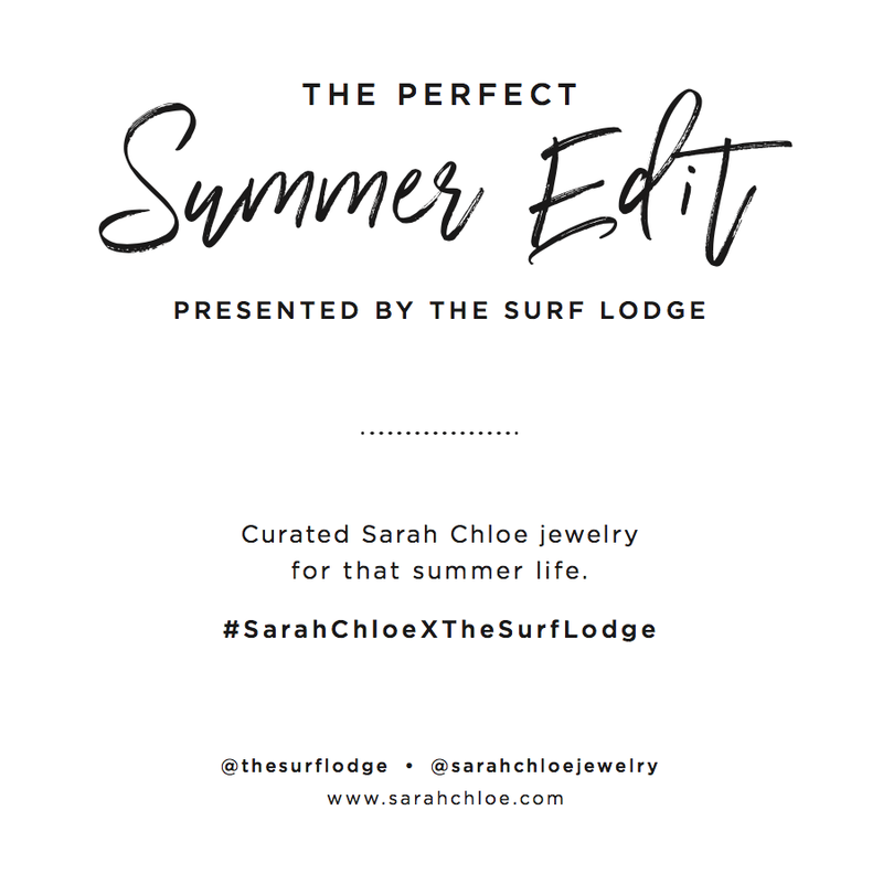 THE SURF LODGE x SARAH CHLOE EAR CLIMBERS
