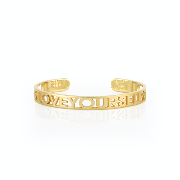 LOVEYOURSELF BANGLE