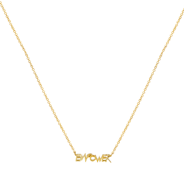 EMPOWER NECKLACE