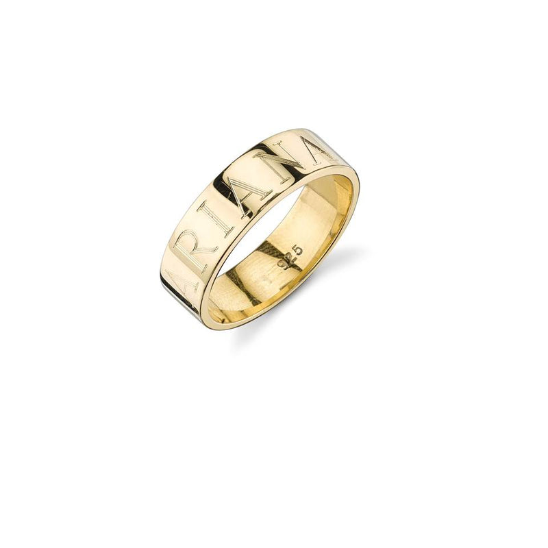 CIELA HEART SIGNET RING
