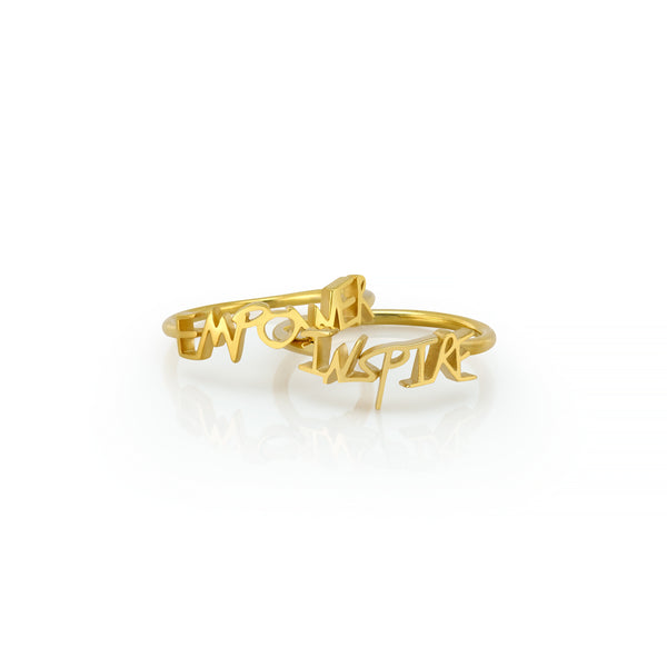 EMPOWER & INSPIRE RINGS