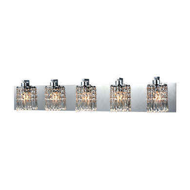 ELK Lighting,11239/5,Vanity Light,Optix,5 Light
