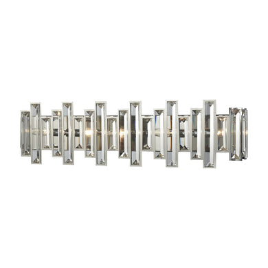 ELK Lighting,33012/5,Vanity Light,Crystal Heights,5 Light