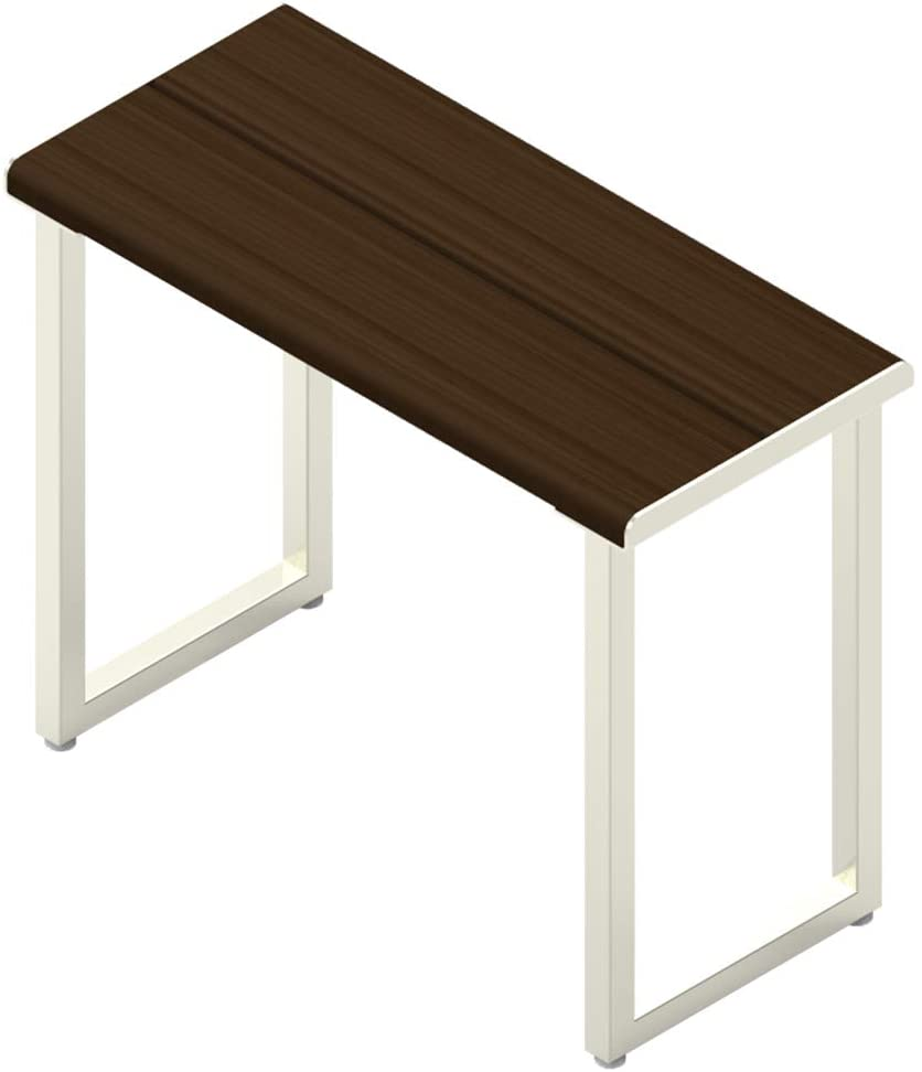 Invisia,INV-WSSB-24-WNT-CRP,Frame: Stainless Steel Wood: Bamboo,Frame: Polished Chrome Wood Stain: Walnut,24