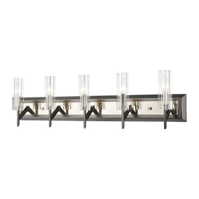ELK Lighting,55073/5,Vanity Light,Aspire,5 Light