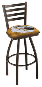 "Holland Bar Stool,NHL,Bar Stool,L014,30"",Pittsburgh Penguins,Logo Series"