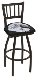 "Holland Bar Stool,NHL,Bar Stool,L018,36"",Los Angeles Kings,Logo Series"