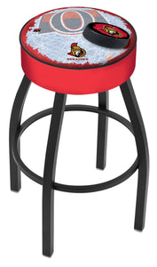 "Holland Bar Stool,NHL,Bar Stool,L8B1,30"",Ottawa Senators,Logo Series"