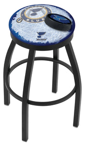 "Holland Bar Stool,NHL,Bar Stool,L8B2B,30"",St Louis Blues,Logo Series"