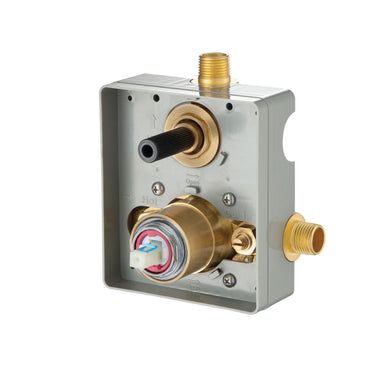 Isenberg PBV1005A   Universal Fixtures Pressure Balance Valve With Integrated 2-Way Diverter - Brushed Nickel