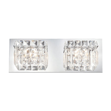 ELK Lighting,BV1002-0-15,Vanity Light,Crown,2 Light