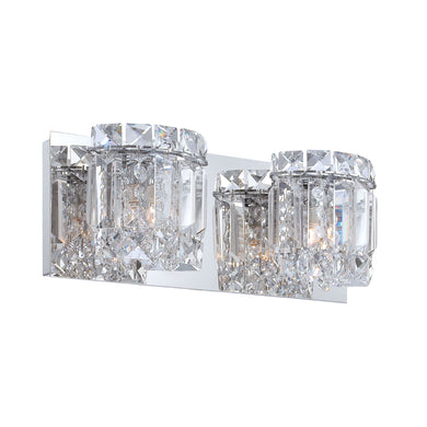 ELK Lighting,BV1322-0-15,Vanity Light,Dutchess,2 Light