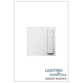 Legrand ADTP703TUW4 adorne sofTap Dimmer, 700W (Incandescent, Halogen, MLV, Fluorescent, ELV, CFL, LED)
