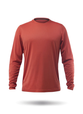 Mens Zhikdry LT Long Sleeve Top