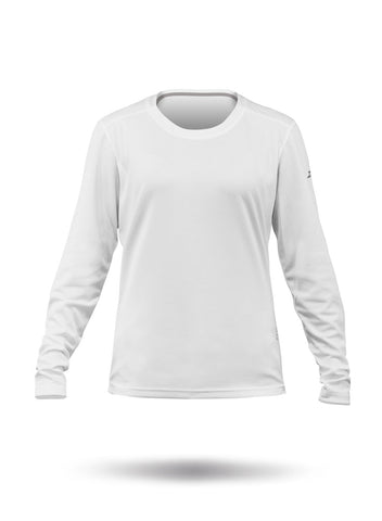 Womens Zhikdry Lt Long Sleeve Top