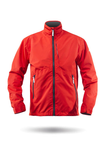 Mens Z-Cru Jacket - Flame red