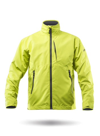 Mens Z-Cru Jacket - Lime