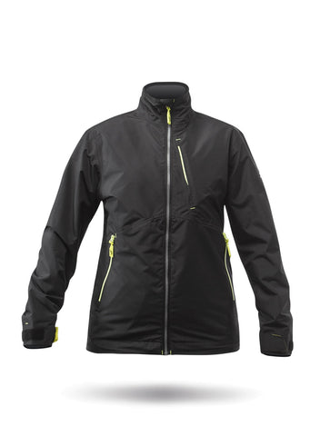 Womens Z-Cru Jacket - Black