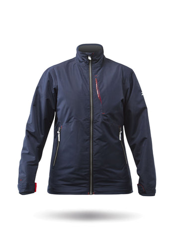Womens Z-Cru Jacket - Navy