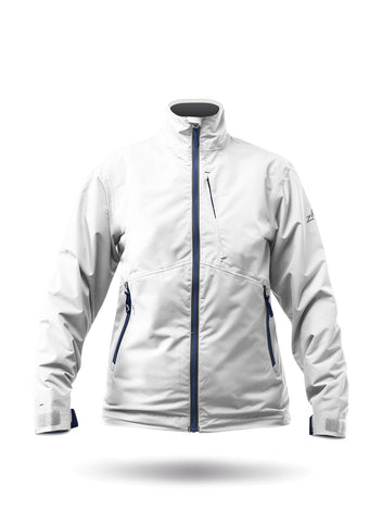 Womens Z-Cru Fleece Jacket - White