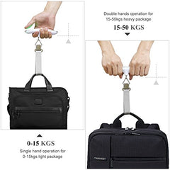 Luggage Scale, Electronic Digital Suitcase Scale - Birdly Canada