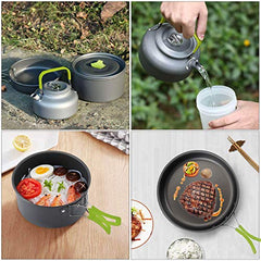 Outdoor Cooking Mess Kit - Birdly Canada