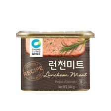 Luncheon meat 340g| Lanchmeat 340g|런천미트 스팸