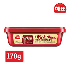 Hot pepper paste 170g| Chili pasta 170g| 고추장