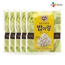 Rice season mix cheese 24g| Koření na rýži sýr 24g|밥이랑치즈
