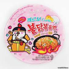 Buldagbokum carbo big cup 105g |Buldagbokum carbo big cup 105g|까르보불닭볶음빅컵