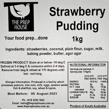 Load image into Gallery viewer, Strawberry Pudding