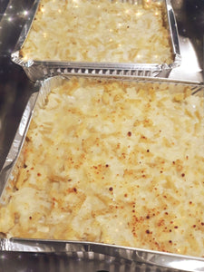 Cauliflower & Cheese Macaroni Bake