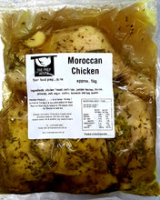 Load image into Gallery viewer, Moroccan Chicken (4 pieces)
