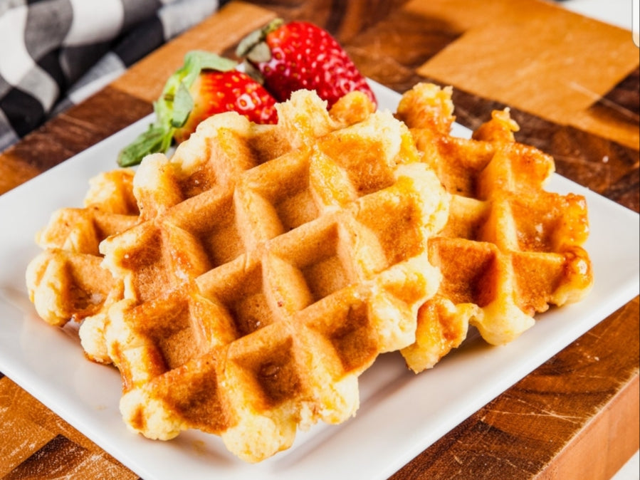 Waffles from Kytons (4 serves)