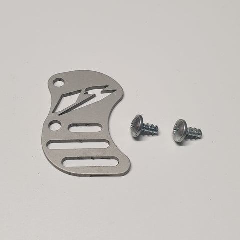 Beta Evo Front Sprocket Cover & Screws