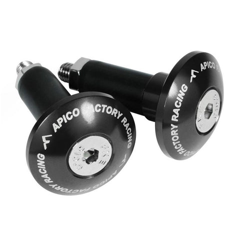 Apico Bar End (Black)