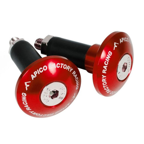 Apico Bar End (Red)
