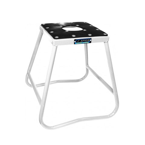 Apico Box Stand Steel (White)
