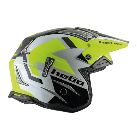 Hebo Zone 4 Balance Helmet (Yellow)