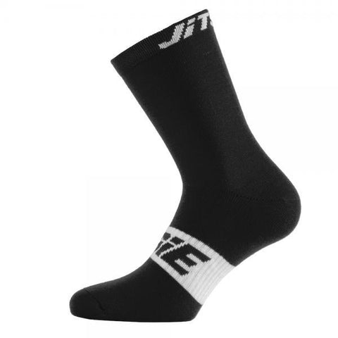 Jitsie Solid Socks - Short (Black)