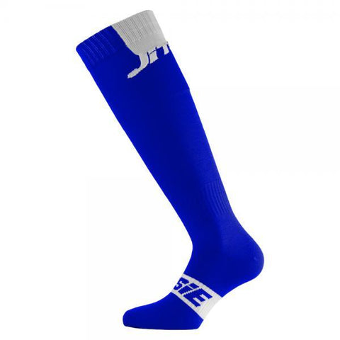 Jitsie Solid Socks - Long (Blue)