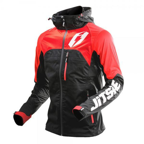 Jitsie Glow Jacket (Red)