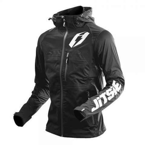 Jitsie Glow Jacket (Black)