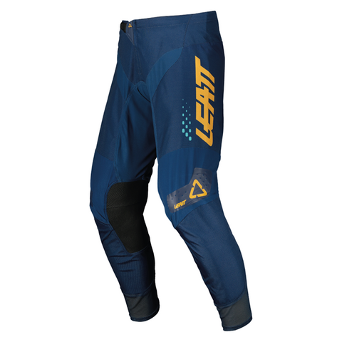 Leatt Moto 4.5 Pant (Blue/Gold)